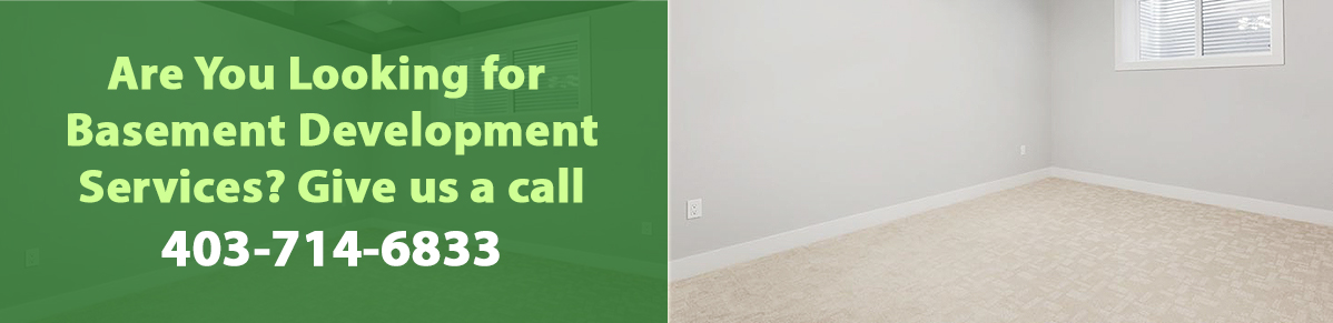 Basement Renovations in Calgary